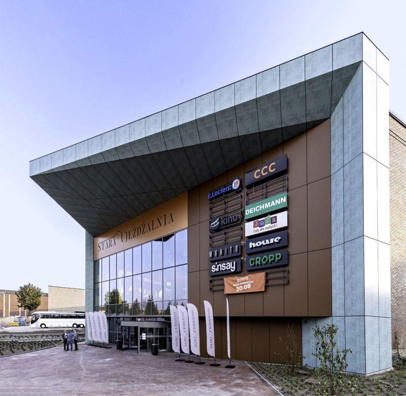 Rozbudowa Galerii Stara Ujeżdżalnia w Jarosławiu